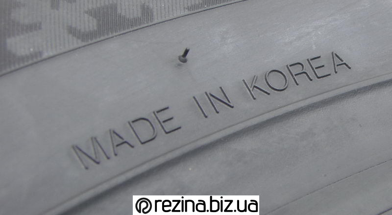 Kumho made in Korea