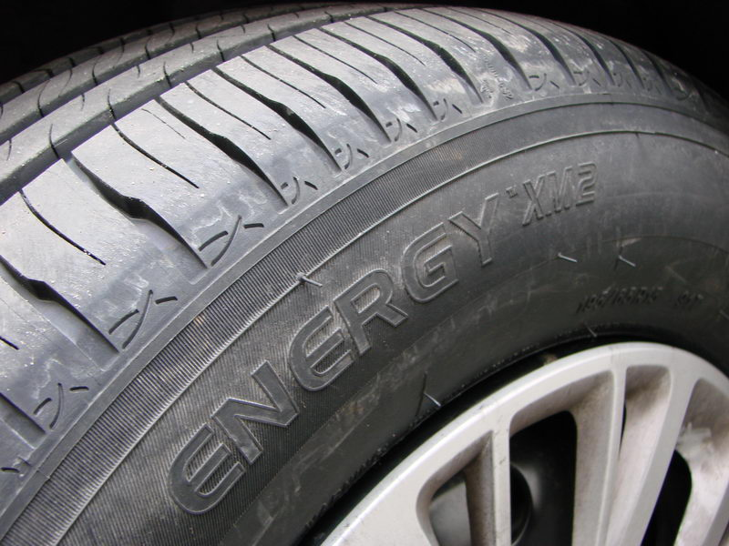 Michelin Energy XM2 тест