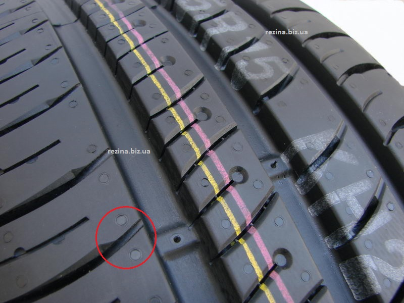 Kumho Ecowing ES01 KH27 inside