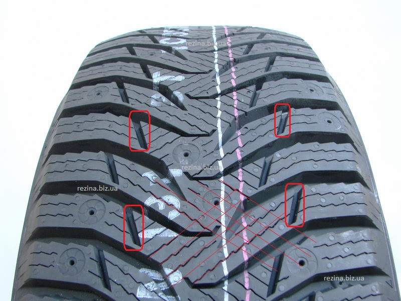 Протектор шин Kumho WinterCraft Ice Wi31
