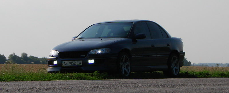 turbo Opel Omega